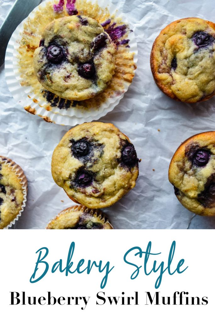 Bakery Style Blueberry Muffin Pin