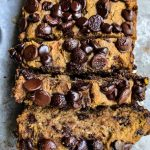 Chocolate Chip Zucchini Sweet Potato Bread
