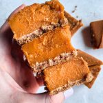 Sweet Potato Pie Coffee Bars
