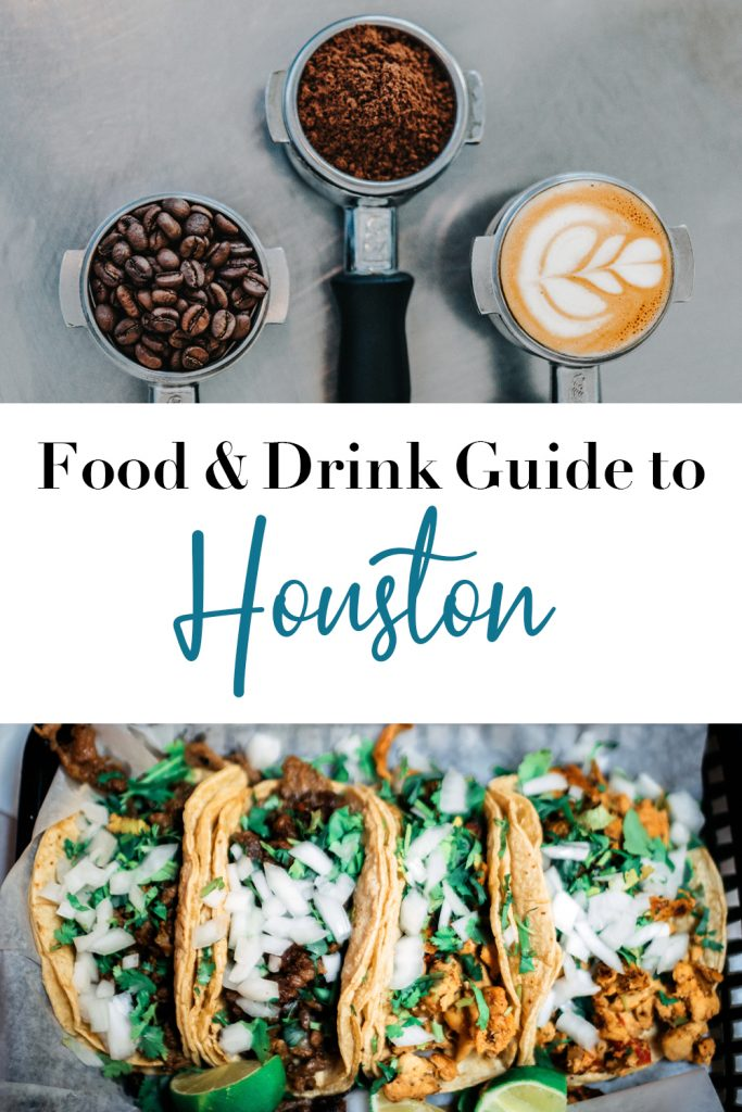 Food and Drink Guide to Houston