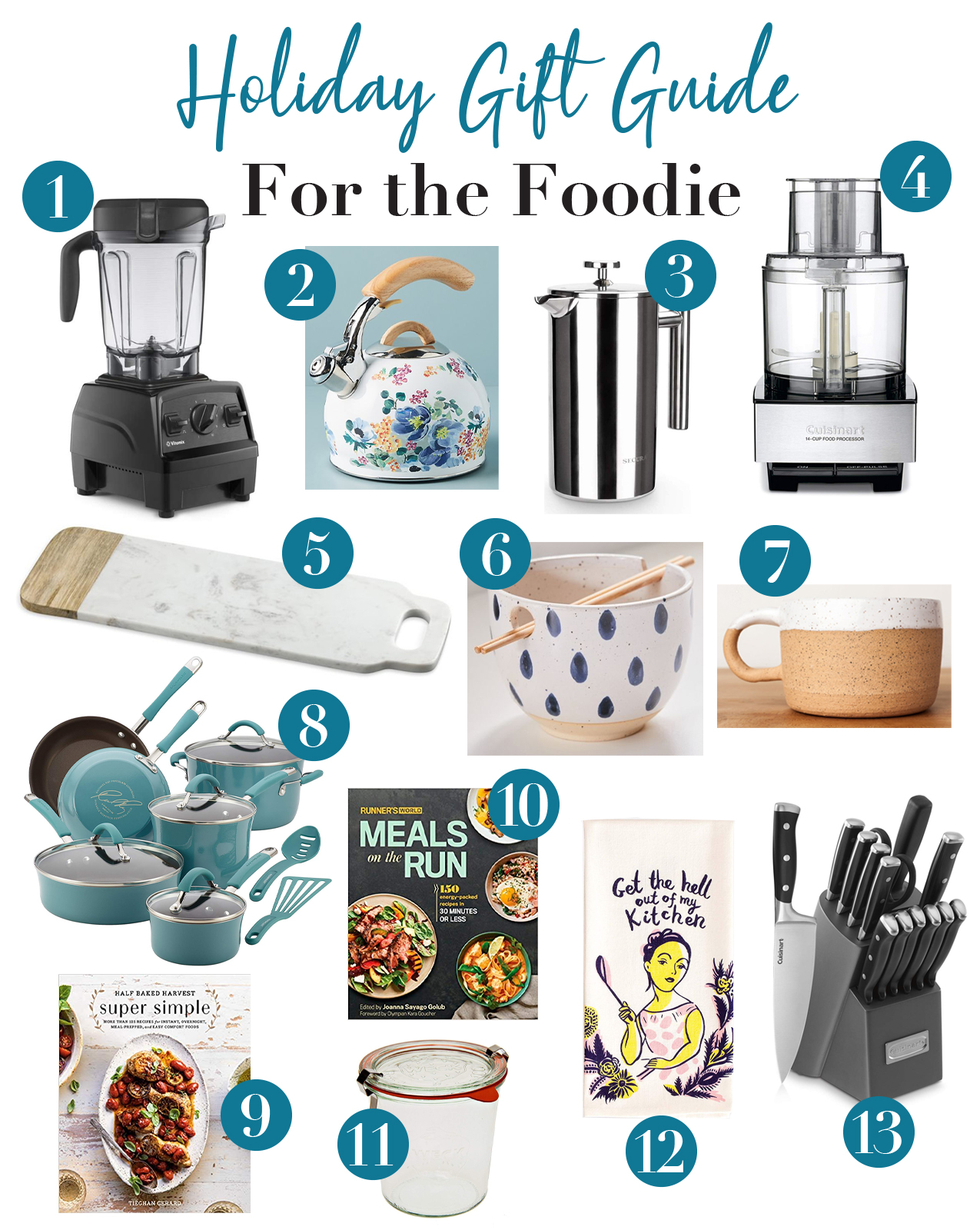 2019 Holiday Gift Guide for the Foodie