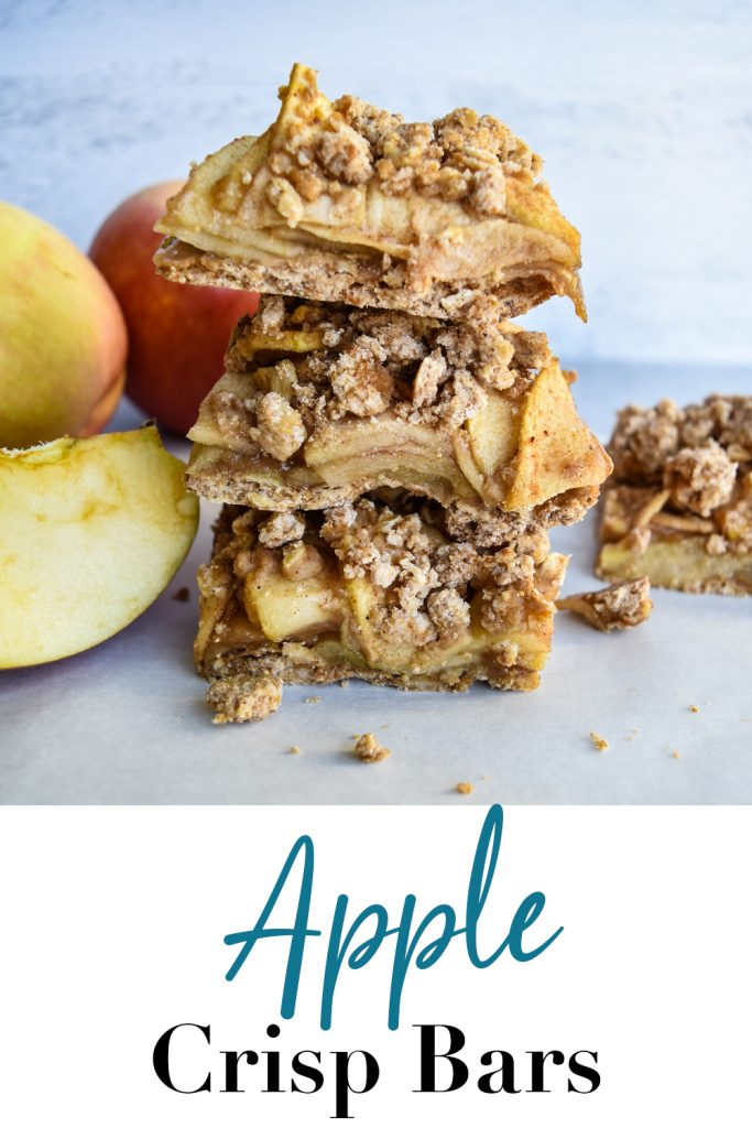 Apple Crisp Bars Pin