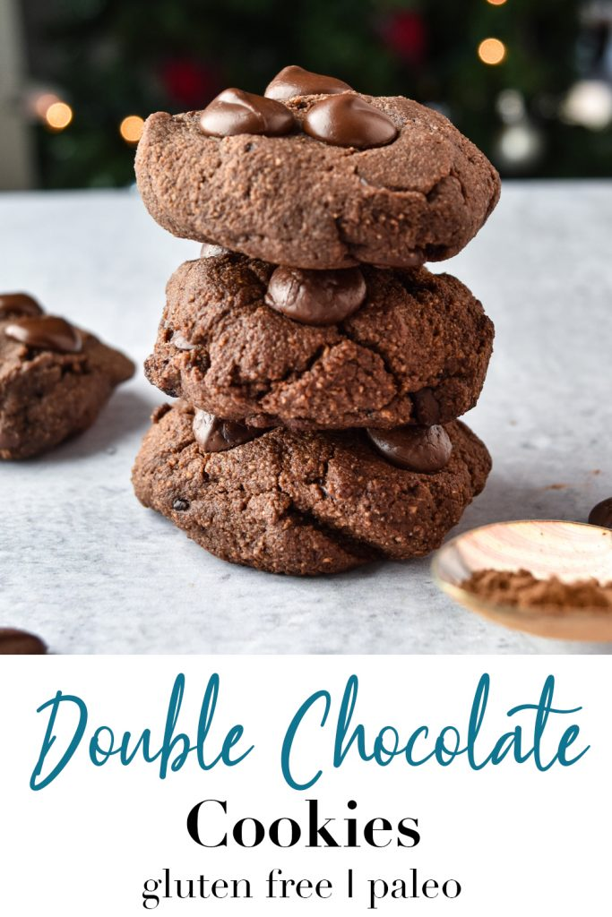 Double Chocolate Cookies Pin