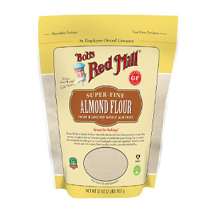 Almond Flour in a bag