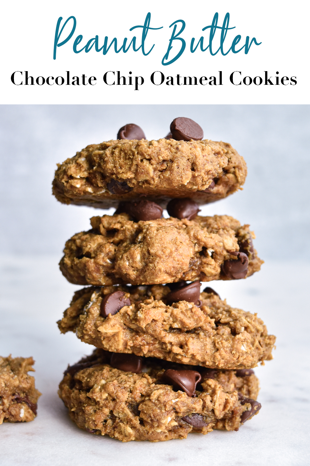 cookies in a stack